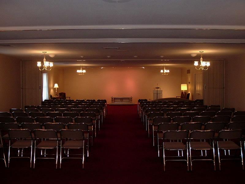 Chapel / North & South Visitation Rooms